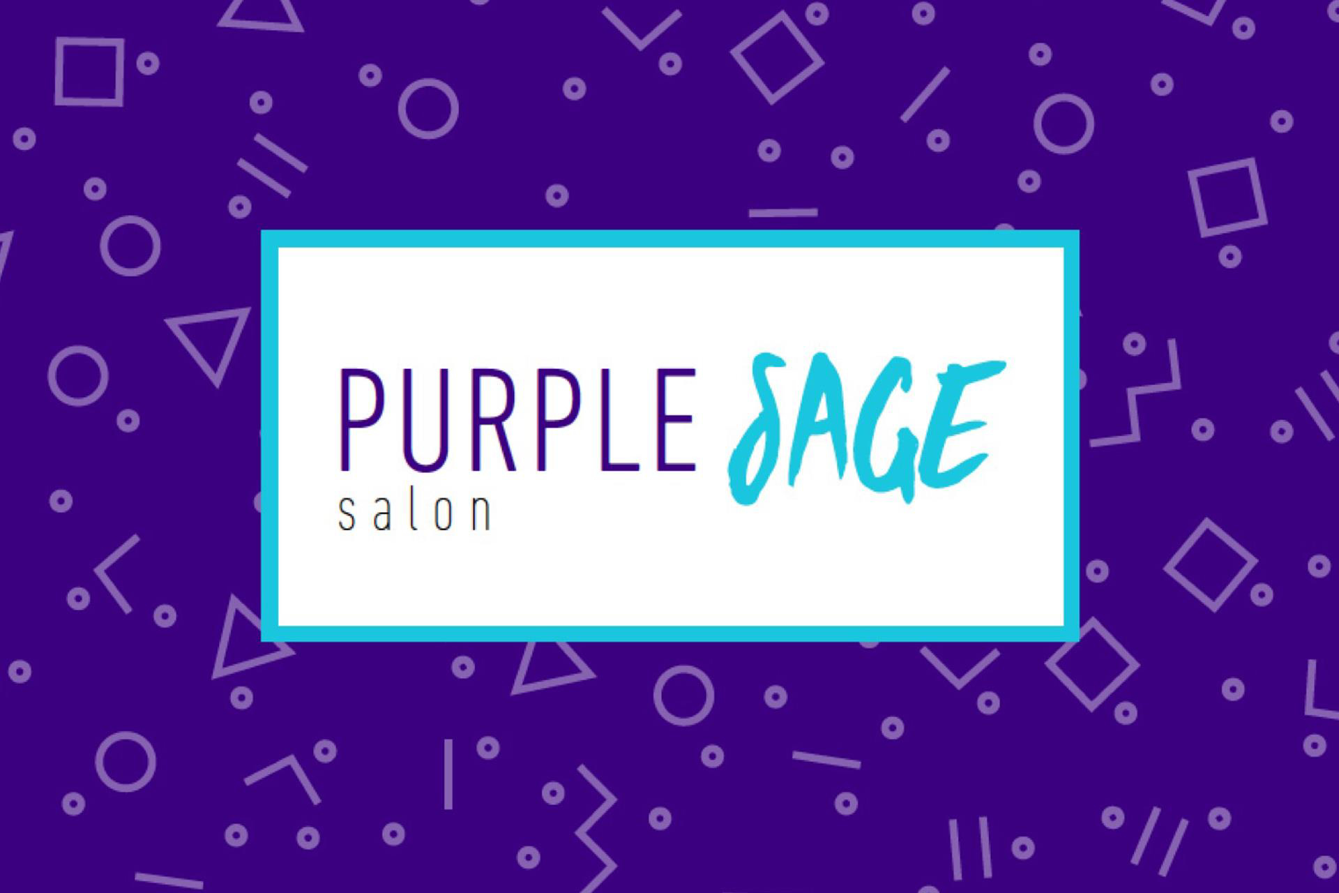 Purple sage salon in scottsdale az vagaro for Sage salon
